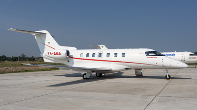 PS-AMA - Pilatus PC-24 - Amaro Aviation