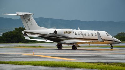 N64HH - Bombardier Learjet 45 - Private