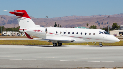 N585PL - Gulfstream G280 - Private