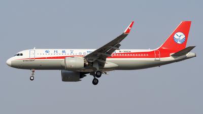 B-30CH - Airbus A320-271N - Sichuan Airlines