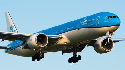 PH-BVV - Boeing 777-300ER - KLM Royal Dutch Airlines