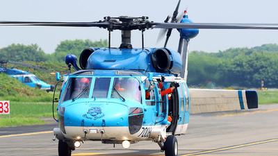 7008 - Sikorsky S-70 Seahawk - Taiwan - Air Force