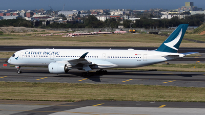 A picture of BLRV - Airbus A350941 - Cathay Pacific - © Huang Chengjen