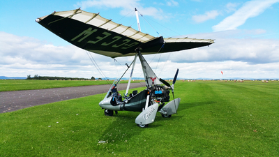 G-CCEW - P and M Aviation Pegasus Quik - Private