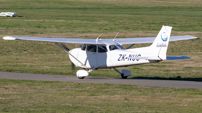 ZK-NUC - Cessna 172R Skyhawk - New Zealand Aviation