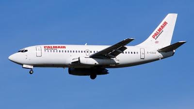 G-CEAC - Boeing 737-229(Adv) - European Aviation (EAL)