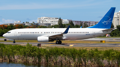 N917XA - Boeing 737-86J - iAero Airways (Swift Air)
