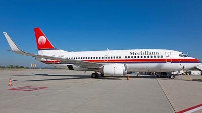 EI-IGR - Boeing 737-36N - Meridiana