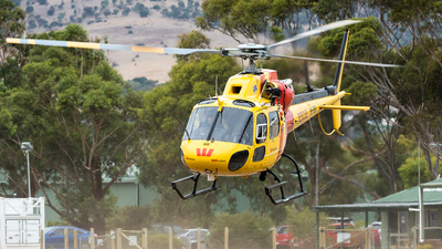 VH-SDG - Eurocopter AS 355F2+ Ecureuil - Westpac Life Saver Rescue Helicopter Service