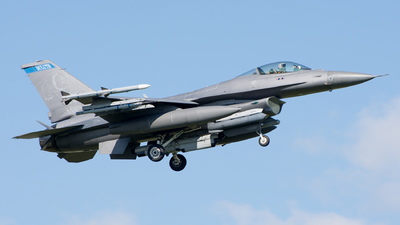 96-0081 - Lockheed Martin F-16CM Fighting Falcon - United States - US Air Force (USAF)