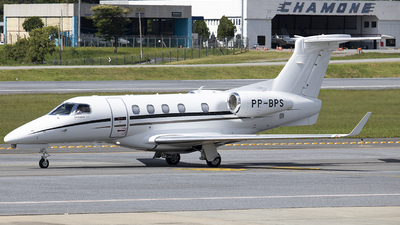 A picture of PPBPS - Embraer Phenom 300 - [50500160] - © gabriel_aqa