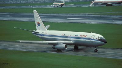 F-BTTE - Dassault Mercure - Air Inter