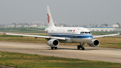 B-6022 - Airbus A319-132 - Air China