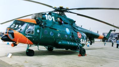 101 - Mil Mi-17-1V Hip - Latvia - Air Force
