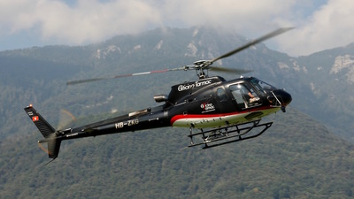 HB-ZKG - Aérospatiale AS 350B3 Ecureuil - Eliticino