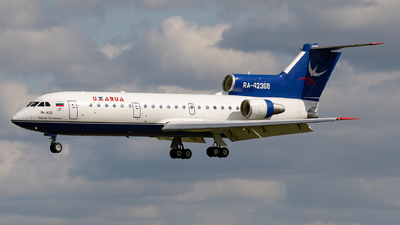 RA-42368 - Yakovlev Yak-42D - Izhavia