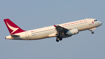 A picture of BHSO - Airbus A320232 - [4023] - © H.C.