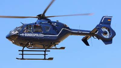 D-HVBH - Eurocopter EC 135T2 - Germany - Bundespolizei