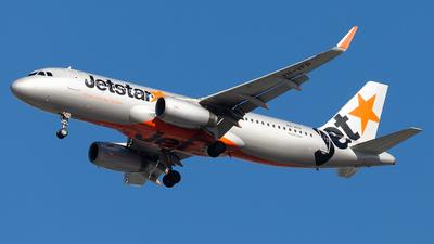 VH-VFP - Airbus A320-232 - Jetstar Airways