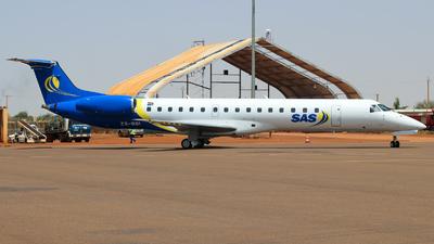 ZS-BBI - Embraer ERJ-145LR - Sahel Aviation Service (SAS)