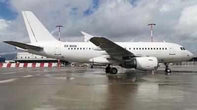 A picture of SXBHN - Airbus A319112 - [1612] - © Firat Cimenli