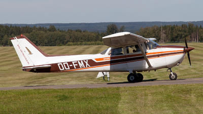 OO-FMX - Reims-Cessna F172N Skyhawk II - Private