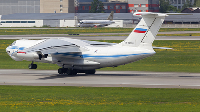 RF-76326 - Ilyushin IL-76TD - Russia - Air Force