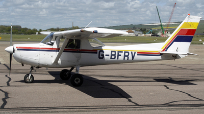G-BFRV - Reims-Cessna FA152 Aerobat - Cristal Air