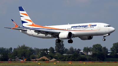 OK-SWB - Boeing 737-8 MAX - SmartWings