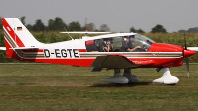 D-EGTE - Robin DR400/180 Régent - Private