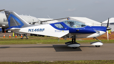 N146BF - Czech Sport Aircraft PS-28 Cruiser - Private
