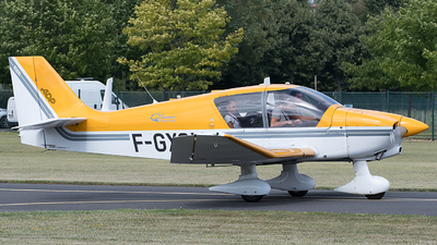 F-GXGL - Robin DR400/140B Major - Private