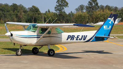 PR-EJV - Cessna 152 - EJ - Escola de Aeronautica Civil