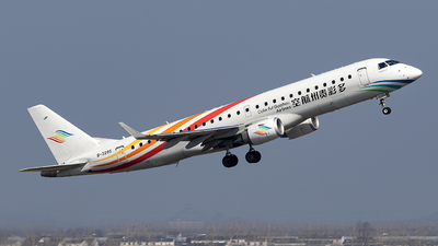 B-3285 - Embraer 190-100LR - Colorful Guizhou Airlines