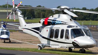 G-LAWA - Agusta-Westland AW-139 - Private