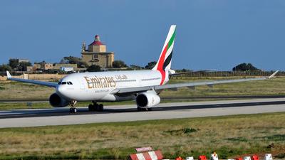 A6-EKR - Airbus A330-243 - Emirates