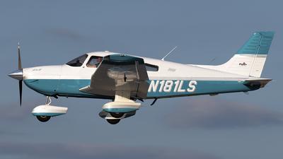 N181LS - Piper PA-28-181 Archer III - Private