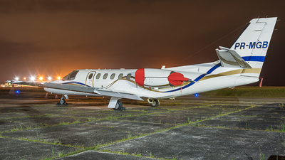PR-MGB - Cessna 550B Citation Bravo - Private
