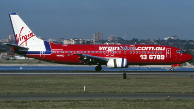 VH-VGC - Boeing 737-46M - Virgin Blue Airlines