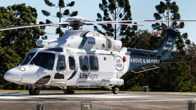 A picture of VHXIA - Agusta Westland AW139 - [31590] - © Josh Deitz