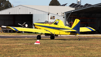 VH-OCQ - Air Tractor AT-402B - Private