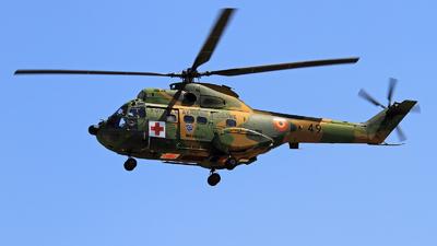 49 - IAR-330L Puma - Romania - Air Force