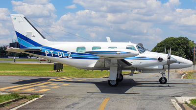 A picture of PTOLZ - Piper PA31T Cheyenne II - [31T8120005] - © Comandante Enzo - Team BSB Spotter