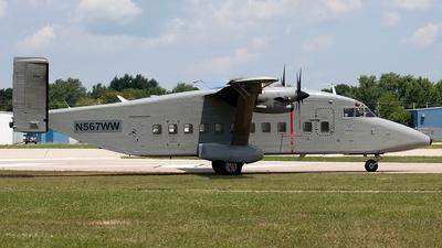 N567WW - Short C-23B Sherpa - Private