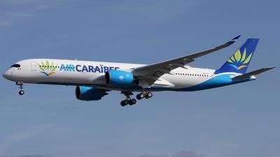 F-WZNL - Airbus A350-941 - Air Cara�bes Atlantique