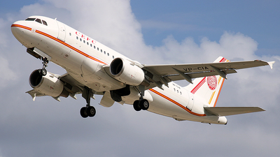 VP-CIA - Airbus A319-115(CJ) - Aviation-Link
