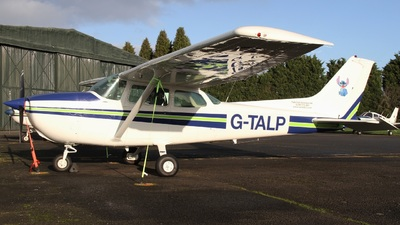 G-TALP - Cessna 172N Skyhawk II - Tatenhill Aviation Limited