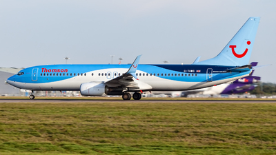 G-TAWG - Boeing 737-8K5 - Thomson Airways