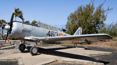 C.6-107 - North American AT-6G Texan - Spain - Air Force