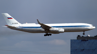 RA-96104 - Ilyushin IL-96-400VPU - Russia - Federal Security Service